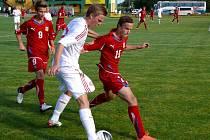 Fotbalisté české sedmnáctky dokázali projít prvním kvalifikačním stupněm bez zaváhání.