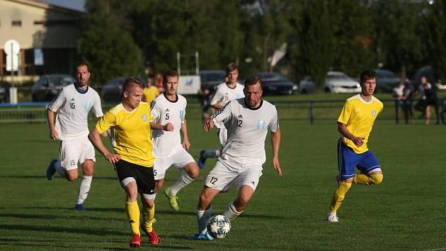 Před desetidenním volnem sehráli břeclavští fotbalisté přípravné utkání s Lednicí.