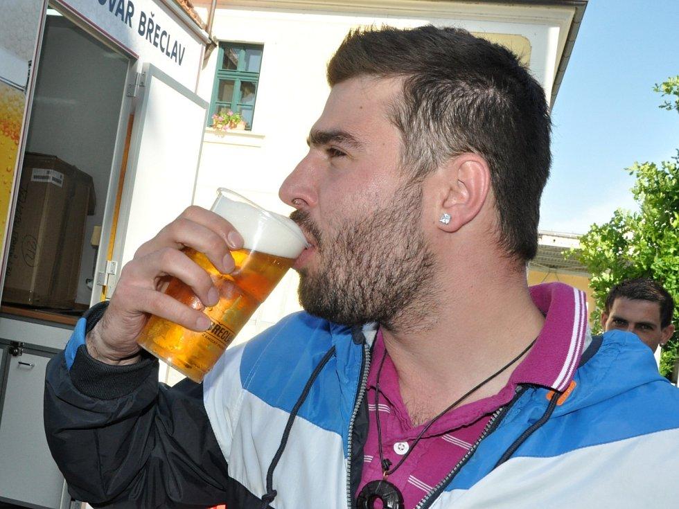 Zámecký pivovar Břeclav.