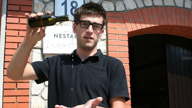 Milan Nestarec.