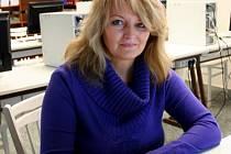 Anna Čapková se přihlásila do počítačového kurzu pro začátečníky.