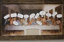 Velká interaktivní výstava Objevárium Leonardo o životě a práci Leonarda da Vinciho je k vidění v břeclavském Muzeu pod vodárnou. Potrvá tam až do jednadvacátého ledna.