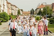Školičkové hody probouzí v dětech zájem o tradice