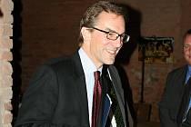 Břeclav navštívil zástupce velvyslance Spojených států amerických Joseph Pennington.