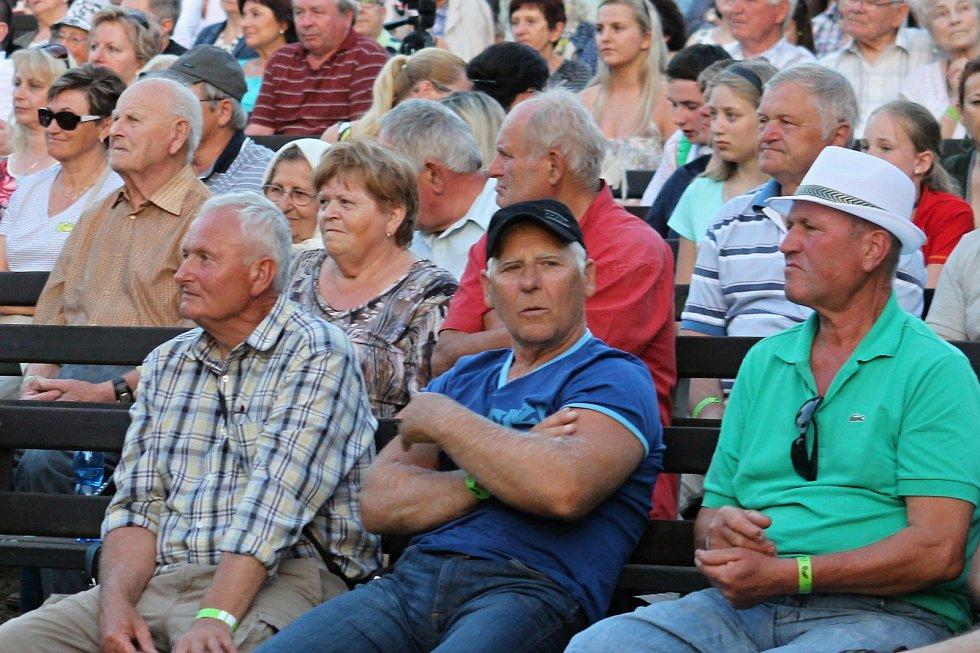 Druhý den národopisných slavností v Tvrdonicích s názvem Podluží v písni a tanci vyvrcholil soutěží o nejlepšího stárka Podluží. Tím se nakonec stal Martin Vaculík z Dolních Bojanovic.