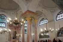 Dějiny Židů v Mikulově, jejich osudy za války i rozmanitost této kultury v hudbě či gastronomii připomněl šestý ročník festivalu Dny židovské kultury.