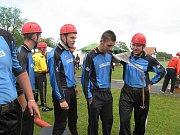 Sbor dobrovolných hasičů z Lanžhota.