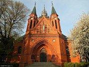 Kostel v Poštorné
