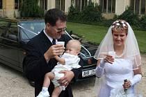 Svatba milovníků Tatrovek