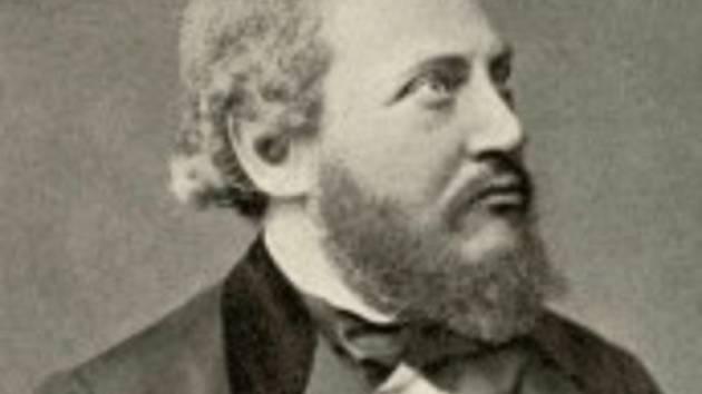 Heinrich Landesman, rodák z Mikulova, tvůrce abecedy pro hluchoslepé.