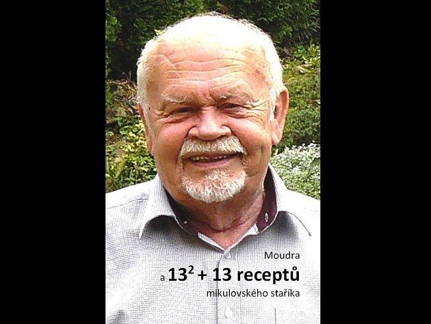 Přebal nové knihy Svatopluka Vrbky.
