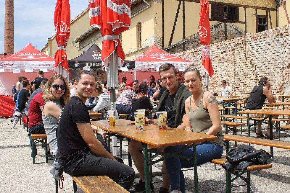 Slavnosti Břeclavského piva.