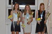 Julie Šulová se letošní rok stala nejúspěšnějším účastníkem Mistrovství České repubilky juniorů a žáků v rybolovné technice.