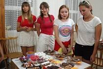 EUropean Fairy Tale neboli Evropská pohádka. Toto téma přilákalo do areálu dolnověstonické základní školy na čtyři desítky mladých lidí ze sedmi států Evropy.