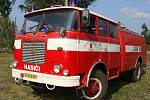 Netradičním způsobem se snaží dobrovolní hasiči z Bořetic na Břeclavsku získat peníze na zakoupení nové cisterny.