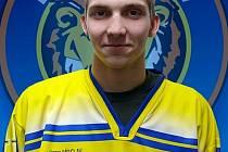 Dominik Směřička patří u Lvů k služebně nejmladším, přesto vede týmové kanadské bodování obránců.