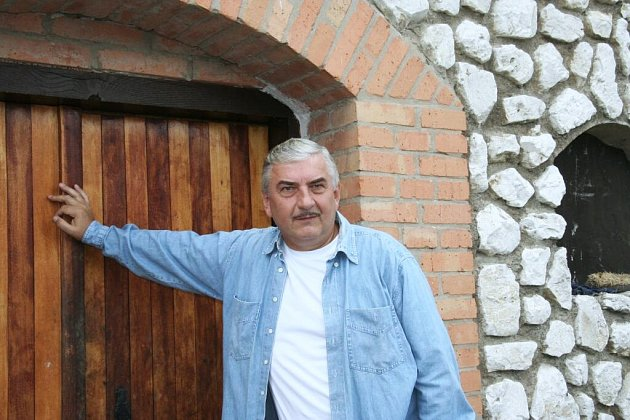 Miroslav Donutil v Pavlově
