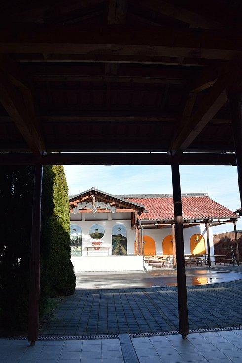 Kulturní sál a prostranství pro pořádání venkovních akcí