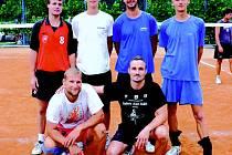 Hráči Tatranu Poštorná zvítězili v elitní kategorii již tradičního memoriálu. Ve finále zdolali slovenský Martin.