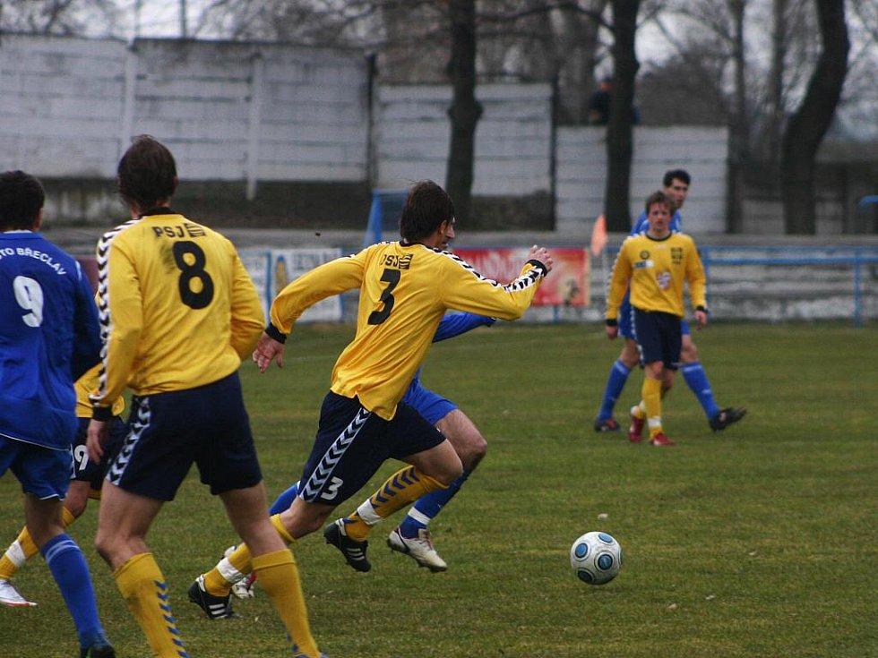 MSFL: MSK Břeclav vs Jihlava B
