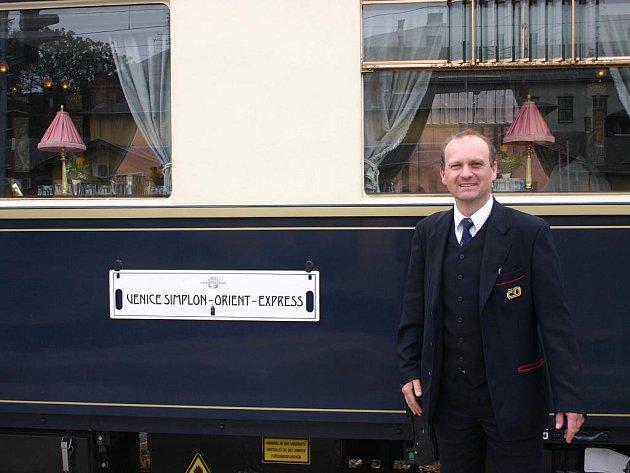 Orient-Express. Ilustrační fotografie.