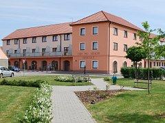 Dům pro seniory ve Vranovicích získal v soutěži Stavba roku 2014 Cenu Státního fondu rozvoje bydlení.