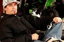 Petru Kuchařovi pomohla v boji se zákeřnou nemocí rodina i závodní motorka.
