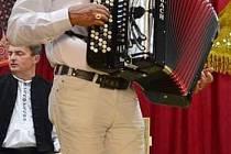 Harmonikáři zahrají na počest Rudy Kučery