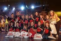 Actiwity DC si v Prostějově vytancovaly postup do finále soutěže o Taneční skupinu roku.