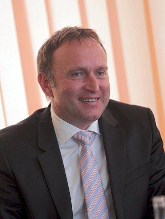 Předseda představenstva dopravní společnosti BORS Břeclav Luděk Mikulecký.