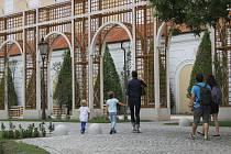Zámecká zahrada v Mikulově opět přivítá návštěvníky.
