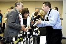 Břeclavský sommeliér Libor Nazarčuk se v USA zúčastnil představení moravských vín.