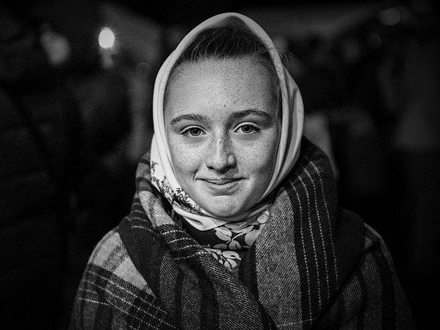 Práce fotografa Lukáše Hrdličky.