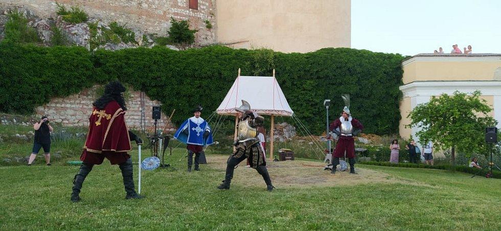 Třetí červnový víkend patřil v Mikulově slavnostem města.