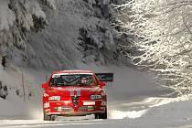 Hustopečský Martin Rada proměnil svou čtvrtou účast na Rallye Monte Carlo ve vítězství.