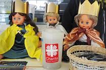 Tři králové koledovali i v blanenské nemocnici.