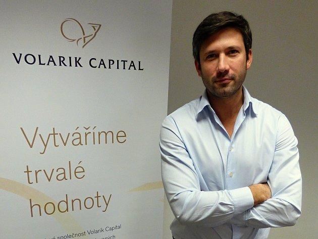 Miroslav Volařík založil holding, který zastřeší všechny dosavadní podnikatelské aktivity s ním spojené.
