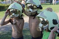 V Merkuru se loučili s hlavní letní sezónou. V programu si našli své dospělí i děti. Vše dokreslilo tropické počasí.