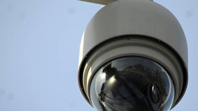 Břeclavští chtějí kamery, které jsou schopné rozpoznat registrační značky aut.