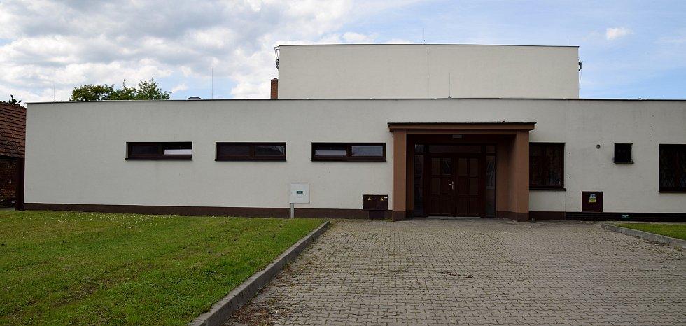 Kulturní dům v Bulharech