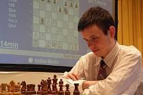 Šachista David Navara.