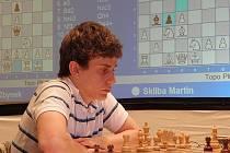 Šachista Vojtěch Plát.