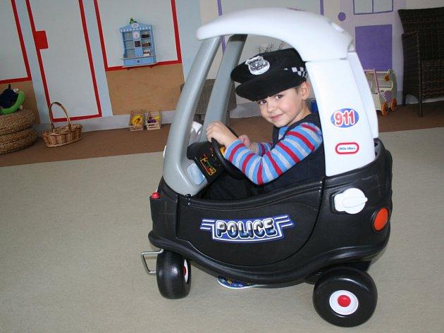 Dětské zábavní centrum TyWogo. Ilustrační foto.