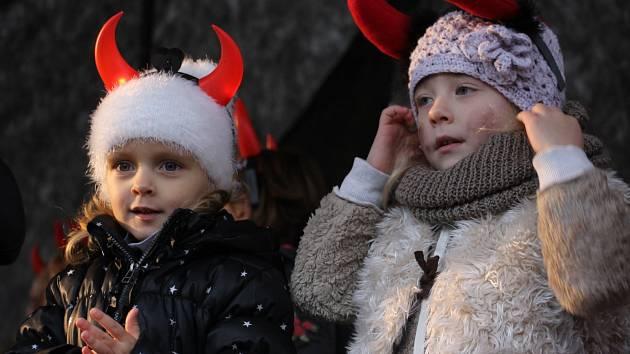 V Mikulově se naladili na vánoční notu.