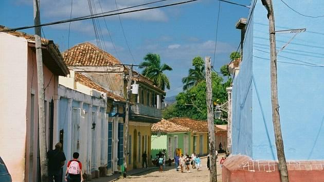 Trinidad na Kubě