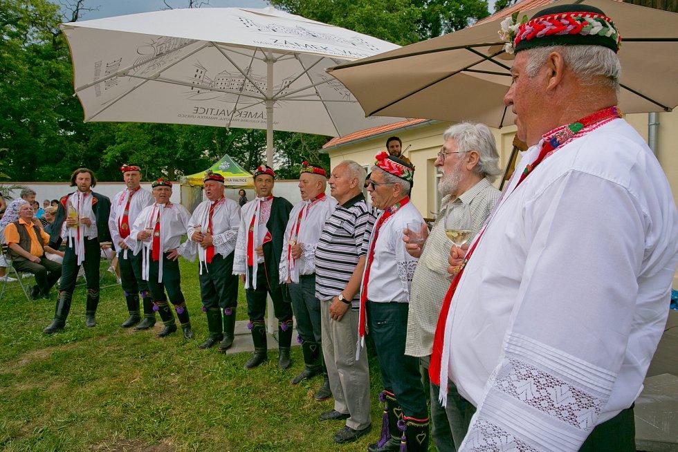 Otevření loveckého zámečku Belveder ve Valticích