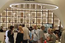 Ve Velkých Pavlovicích v pátek slavnostně otevřeli hotel Lotrinský, který vznikl z historické sýpky.