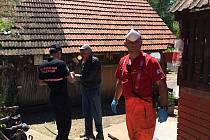 Pět členů Vodní záchranné služby Nové Mlýny se již vrátilo ze srbské oblasti Šumadijski. Tamnímu obyvatelstvu pomáhali s následky rozsáhlých pustošivých záplav.