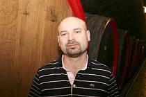 Generální ředitel Vinných sklepů Valtice Marek Šťastný.