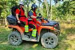 Czech SAR Team v akci.